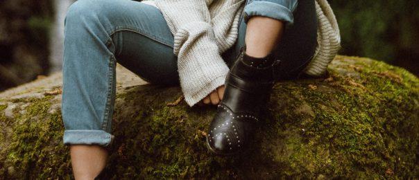 Gdzie kupić stylowe botki skórzane damskie?